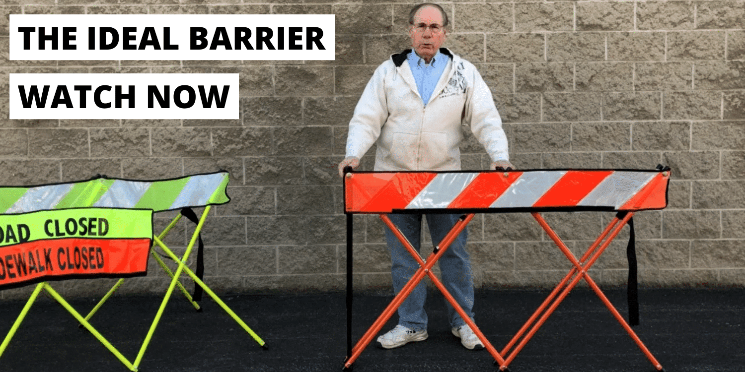 Barricades - Explainer - Thumbnail - Flex-Safe - Safety Barricades