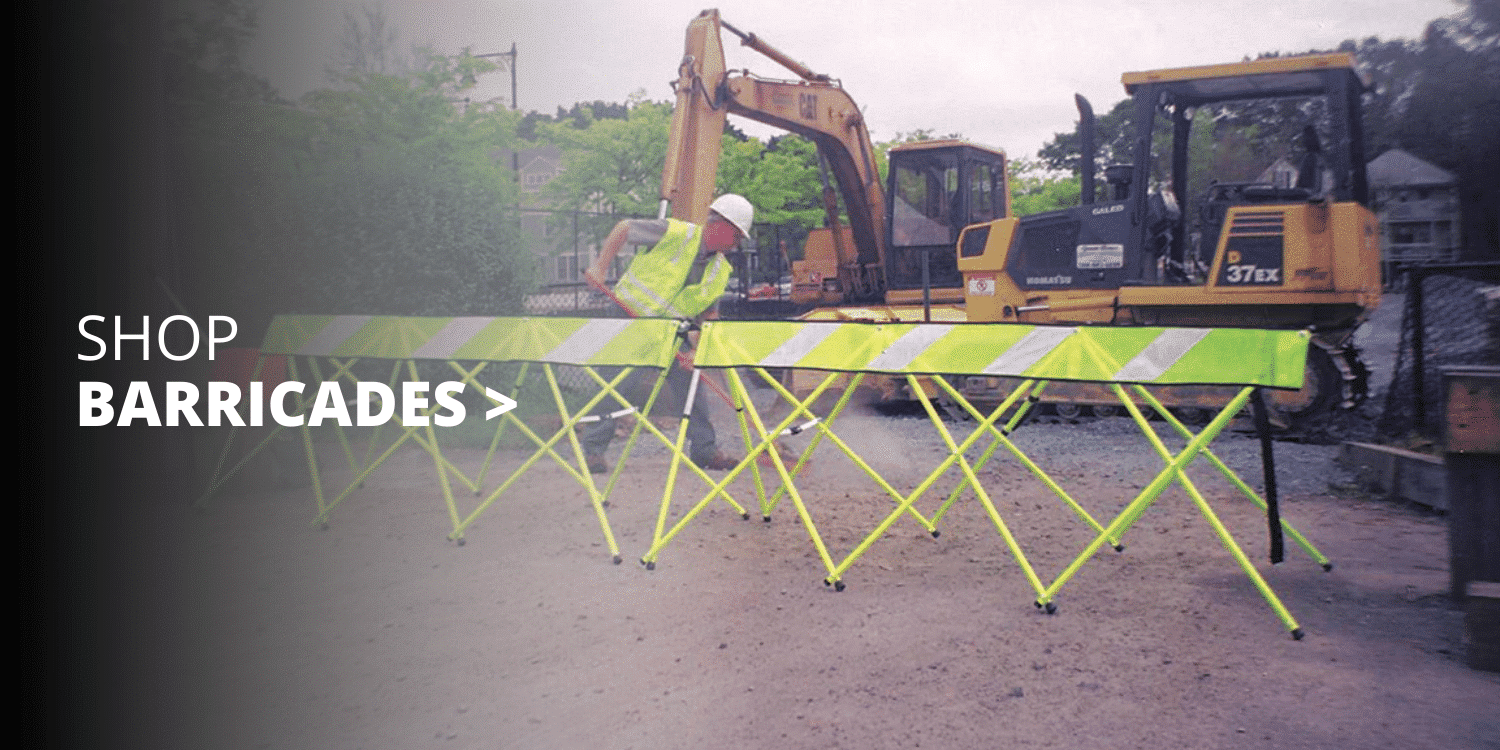 Shop Safety Barricades - Flex Safe