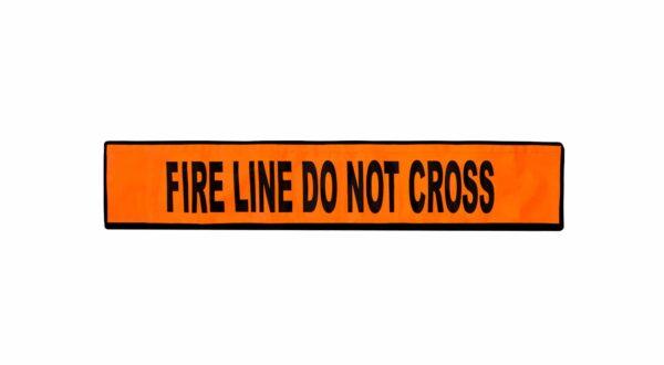 Flex-Safe USA - Orange Do Not Cross