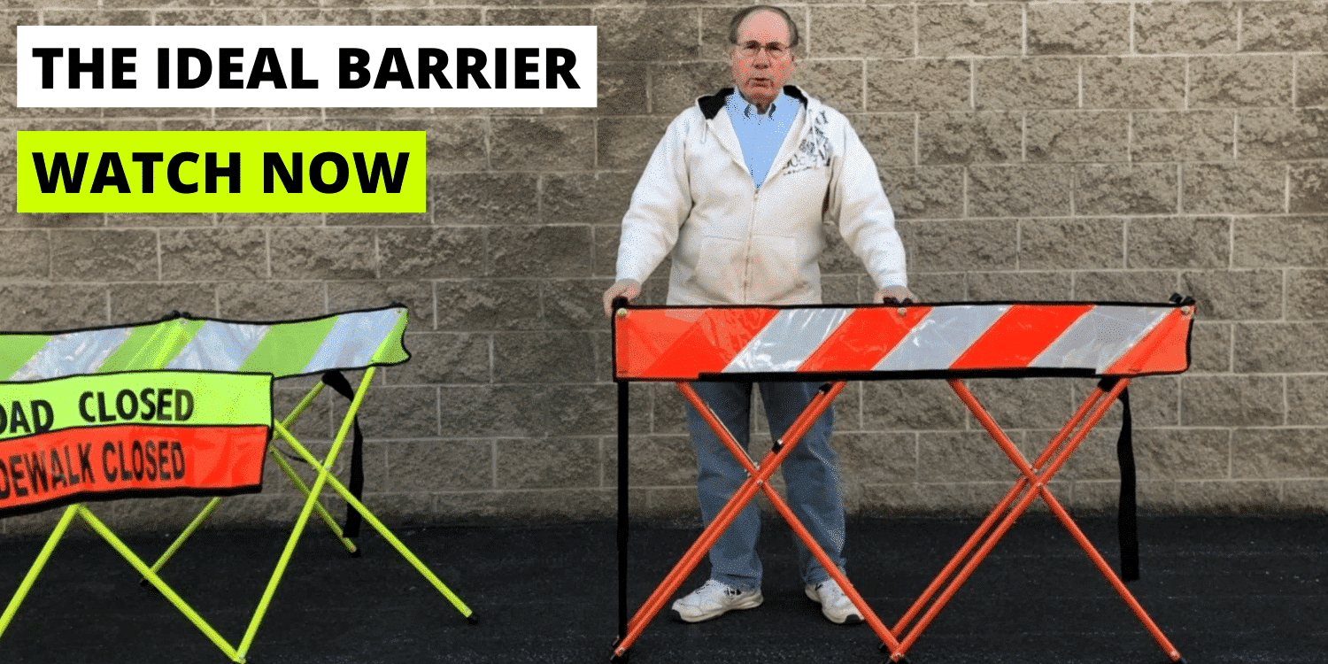 Safety Barricades - Explainer - Thumbnail - Flex-Safe - Safety Barricades