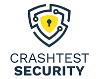 Crash Test Security Logo