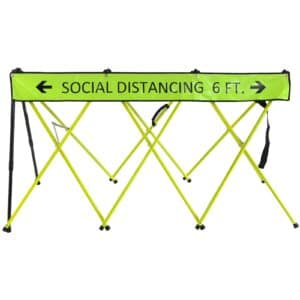 Social Distancing Safety Barrier
